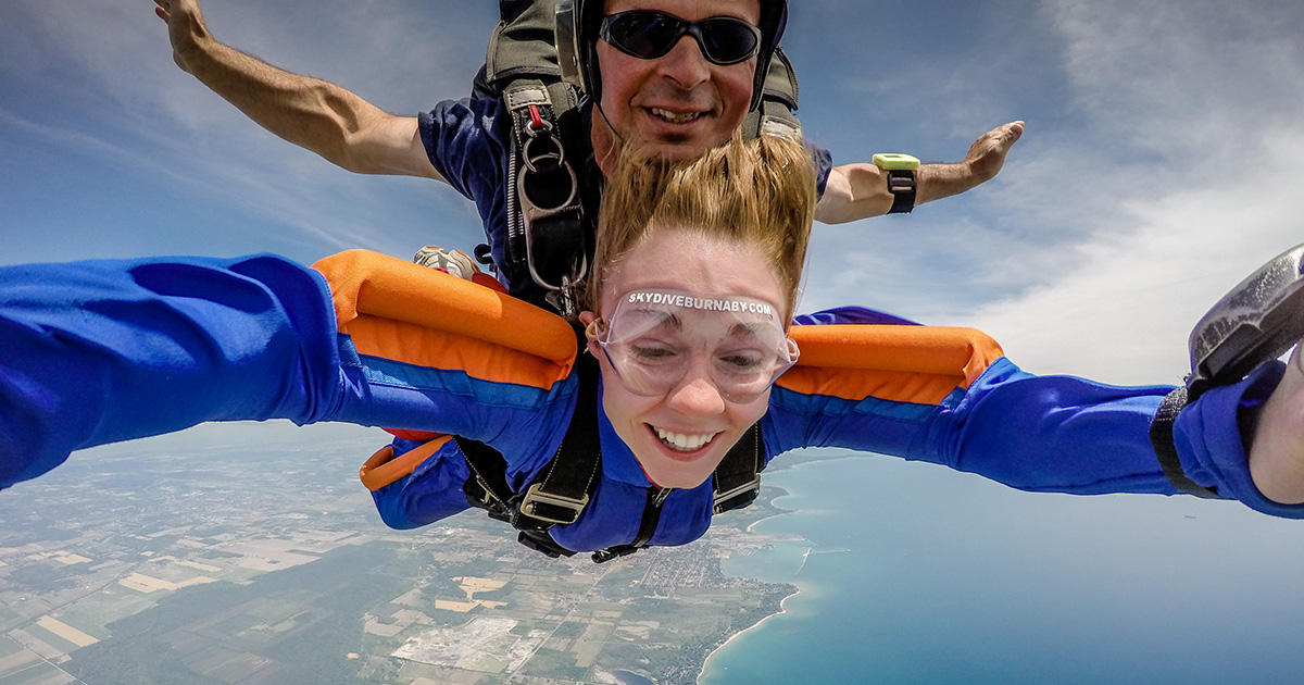 Learn to skydive canada
